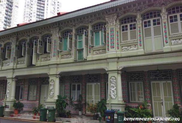 Jalan Besar Conservation Shophouse
