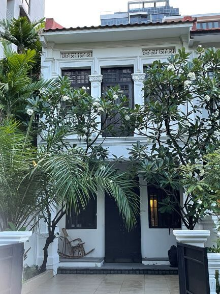 Pegu Road Conservation Shophouse for Sale